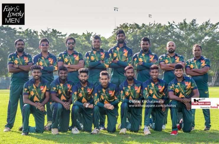 Expolanka Holdings Cricket Team