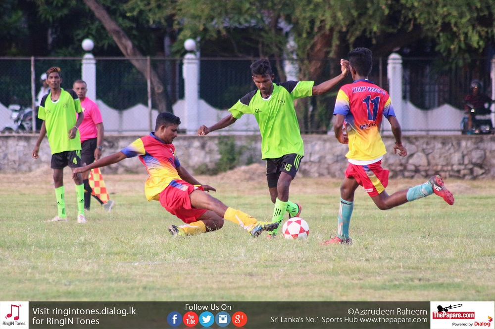 Light House SC v New Green Light SC - Round 1 (FA Cup 2018)