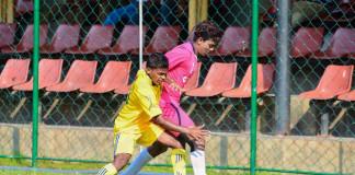 FA Cup 2016/17 Java Lane SC v Prison SC