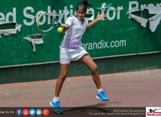 All Island Inter School Tennis Tournament 2016