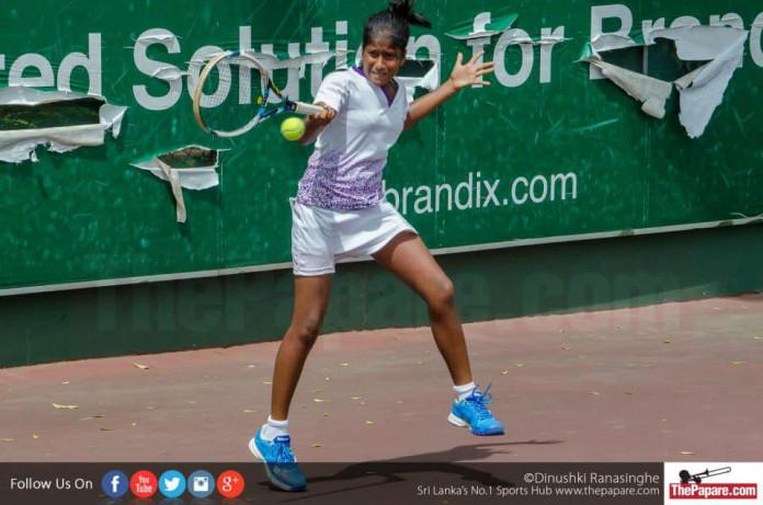 All Island Inter School Tennis Tournament 2016