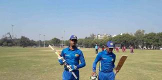 Blind Cricket T20 Sri Lanka v England