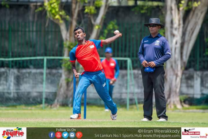 LC inter district cricket Vavniya v Kilinochchi