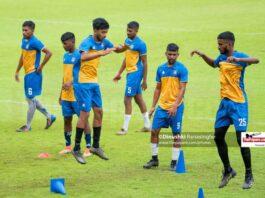 SLC U23 Football Squad Announced