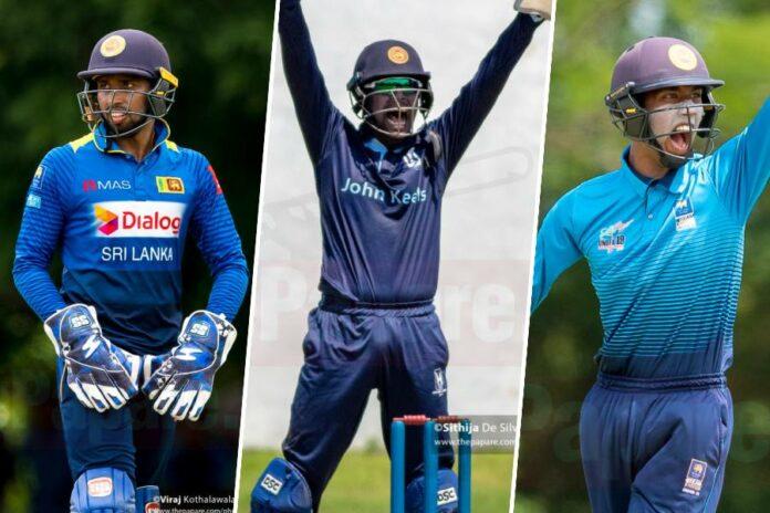 5 wicket-keeping options for Sri Lanka vs India