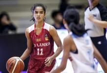 Hong Kong vs Sri Lanka FIBA