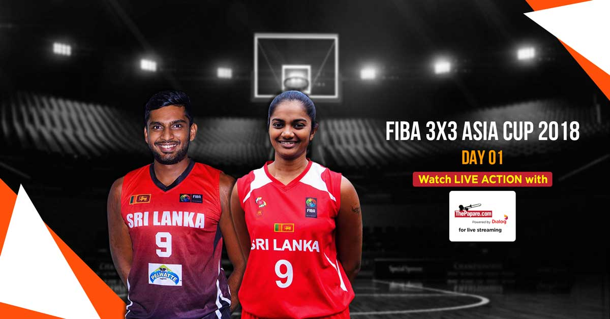 04396d4a98 FIBA 3x3 Asia Cup 2018-Day 01