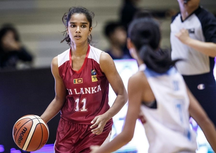 Hong Kong vs Sri Lanka FIBA