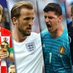 FIFA World Cup award winners 2018