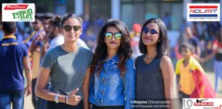 Fan Photos Maliyadeva College vs St. Annes College