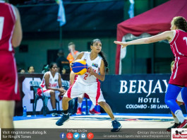 Sri Lanka women's basketball team