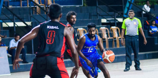 Mercantile Basketball League