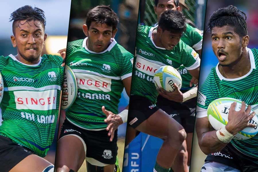 Four U20 players in Sri Lanka Sevens squad