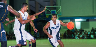 Police heads to semis after nail biting victory