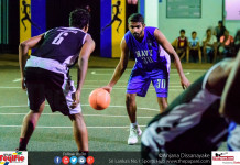 SL Navy dominate SL schools BA