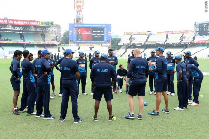 India upbeat to tackle Sri Lanka in Nagpur