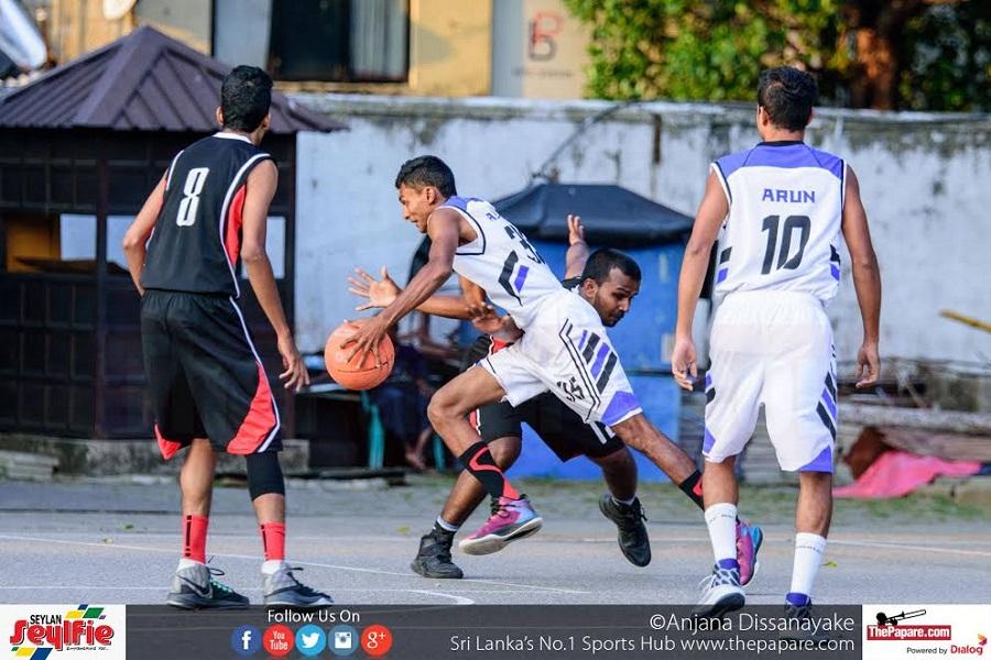 Sri Lanka Club Basketball