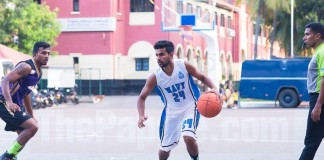 Sri Lanka Club Basketball