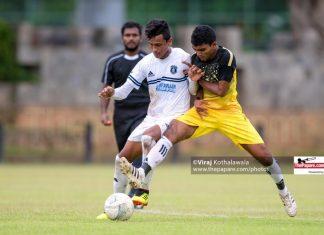 St. Joseph's College v Mahinda College – Group A – ThePapare Football Championship 2018
