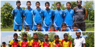 Under 14 Samaposha football Championship