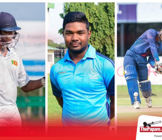Half tons by three Peterites pulls off a miraculous victory for Ragama