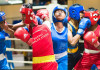 Youth common wealth games boxing trials