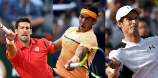 Djokovic v Nadal as Murray meets Goffin in Rome
