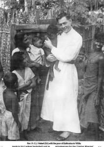 Rev.Fr. Eugene Herbert SJ