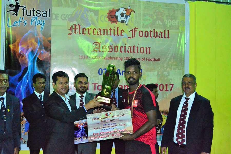 Mercantile Futsal