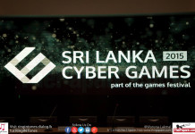 Gaming & Cosplay in conjunction - Sri Lanka Cyber Games 2015