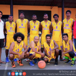 Gampaha District Basketball Team 2017