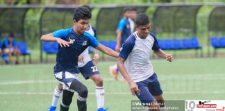 Gateway College, Colombo vs Gateway College, Kandy