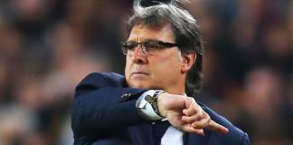 Gerardo Martino has resigned as head coach of Argentina