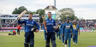 Sri Lanka vs England- 2nd ODI