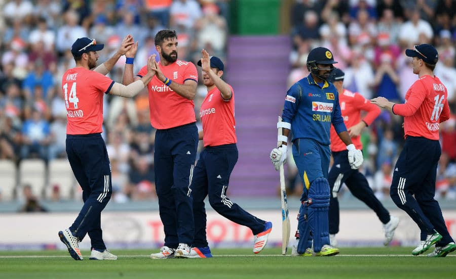 SL vs ENG Only T20