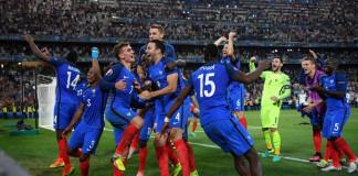 Germany 0-2 France: Euro 2016 semi-final