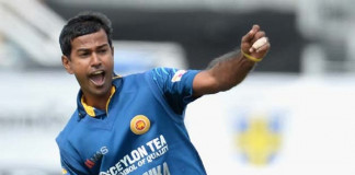 Sussex sign Sri Lanka fast bowler Nuwan Kulasekara for T20 Blast