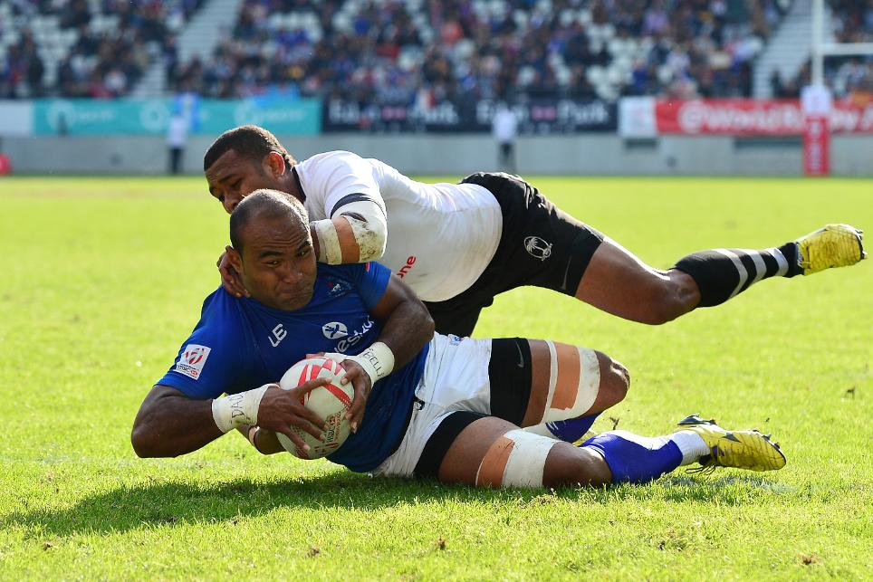 Selesele and Samoa storm to Paris title