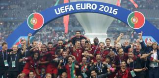 Portugal 1-0 France: Euro 2016 final