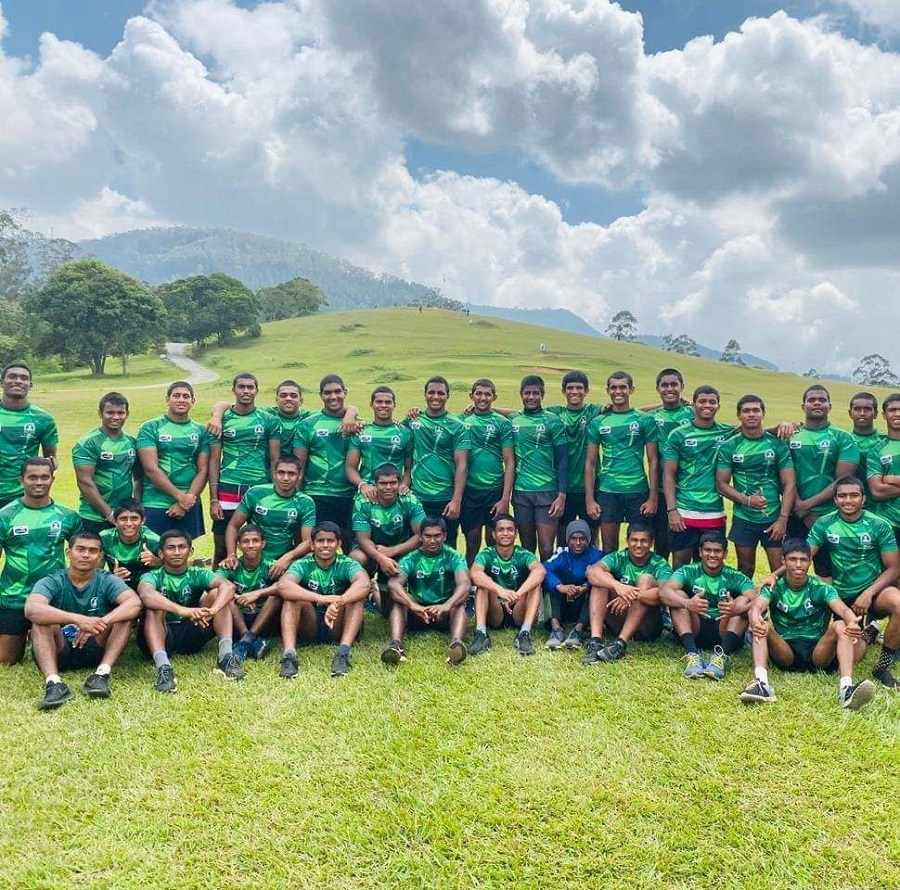 Green Rugby