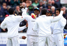 Gritty Sri Lanka keep England at bay