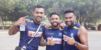 Gunathilaka, Mendis, Rajapakse pass fitness test