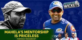 Sri Lanka's World Cup squad
