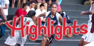Highlights - Holy Family Convent v Presbyterian Girls National School
