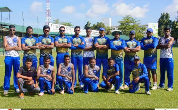 HNB Cricket Team 2017