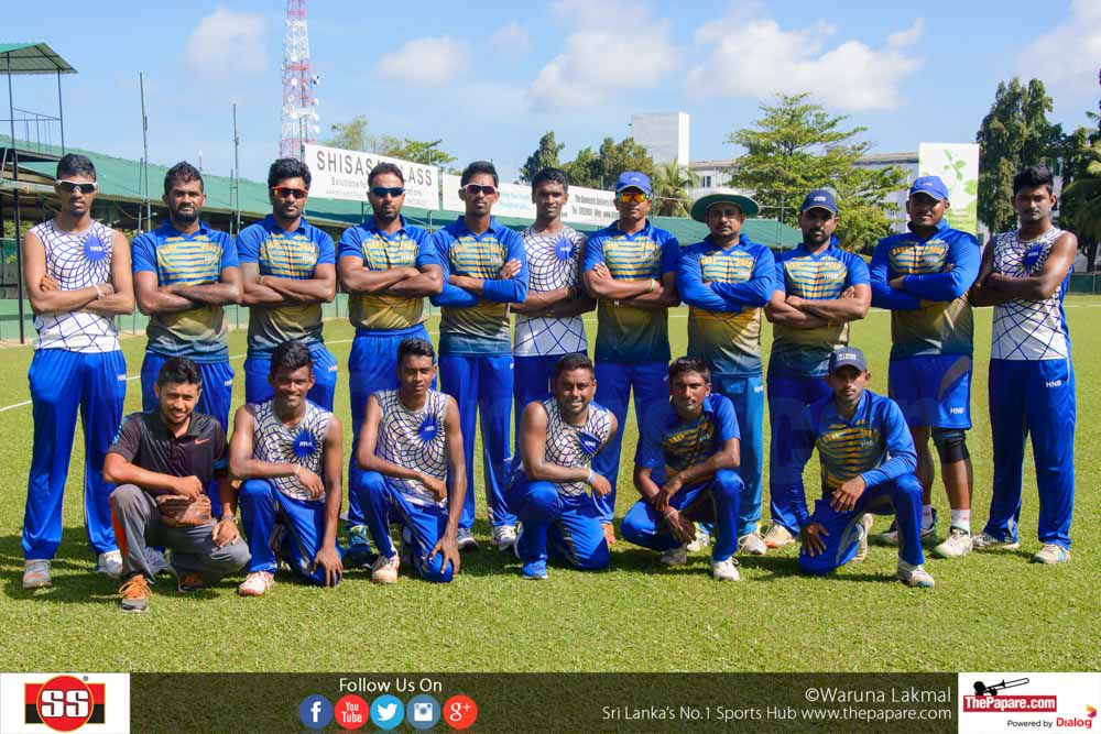 HNB Cricket Team 2017