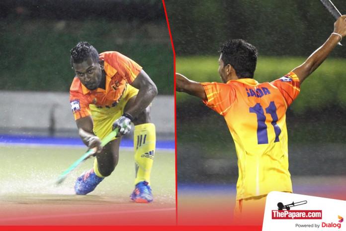 5th AHF Cup Match 3 Sri Lanka vs Thailand