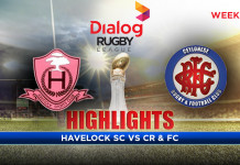 Highlights – Havelock SC v CR & FC