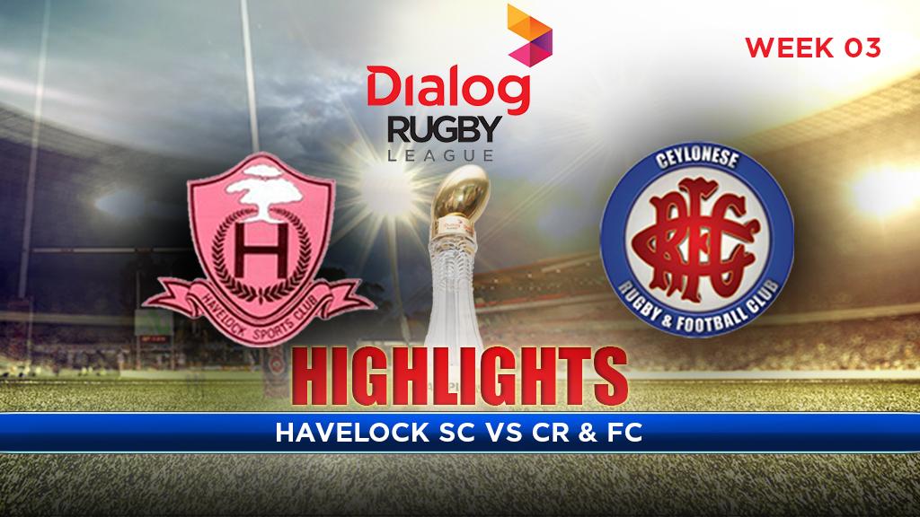 Highlights – Havelock SC v CR & FC