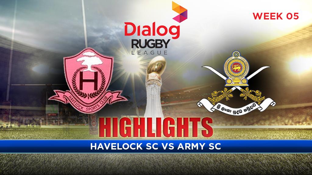 Highlights - Havelock sc v Air Force SC